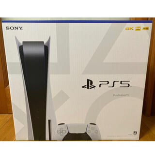 PlayStation - 【新品未開封】 PS5  ディスクドライブ搭載モデル