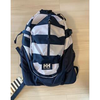 ヘリーハンセン(HELLY HANSEN)のHELLY HANSEN リュック タグ付き新品未使用(リュックサック)