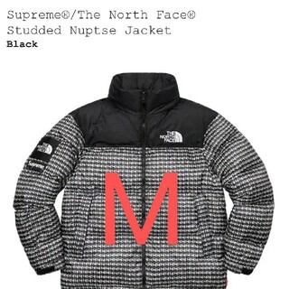 Supreme - Supreme The North Face Studded Nuptse Ja