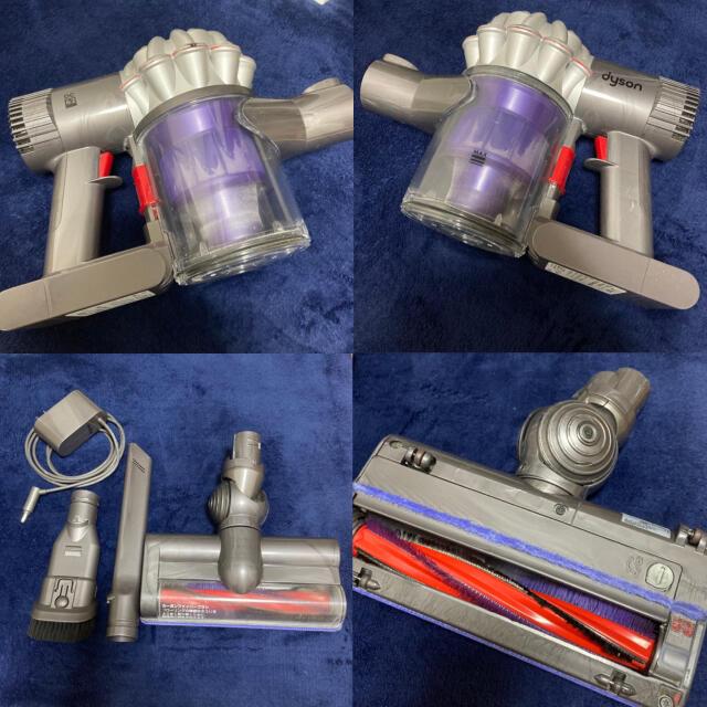 Dyson(ダイソン)のダイソン DC62 スマホ/家電/カメラの生活家電(掃除機)の商品写真
