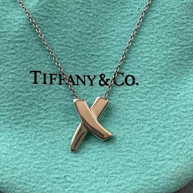 Tiffany & Co.(ティファニー)のTiffany ティファニー   パロマピカソネックレス レディースのアクセサリー(ネックレス)の商品写真