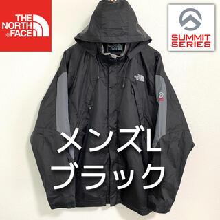 THE NORTH FACE - 美品 THE NORTH FACE マウンテンパーカー メンズL ブラック