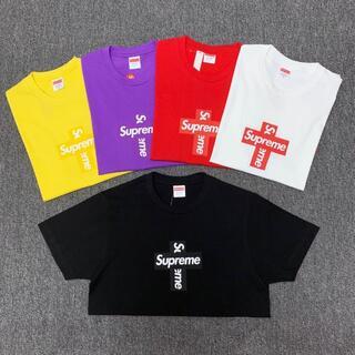 ★新品未使用★ シュプリーム  Tシャツ カットソー 男女兼用(Tシャツ(半袖/袖なし))