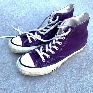 CONVERSE - converse addict purple