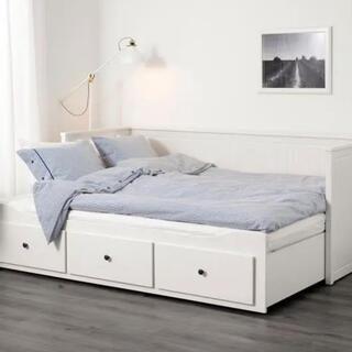 イケア(IKEA)のIKEA ヘムネス ベッド(セミシングルベッド)
