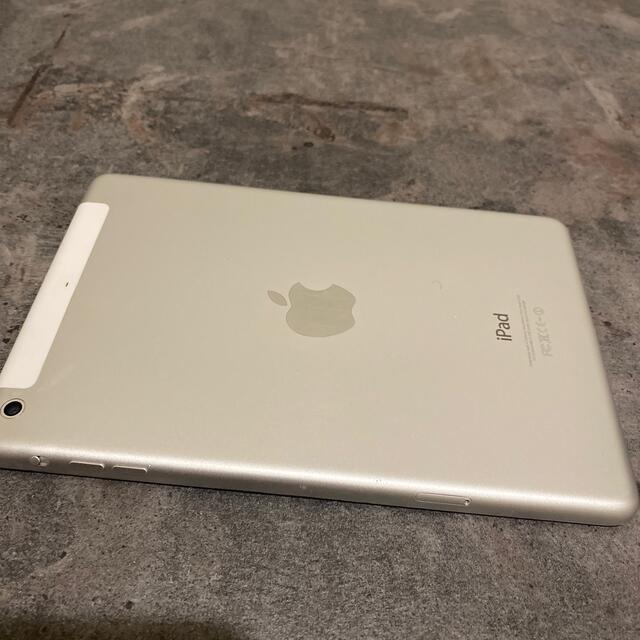 Apple(アップル)の1222. iPad mini2.32G.S.ジャンク スマホ/家電/カメラのPC/タブレット(タブレット)の商品写真