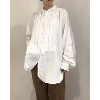 TODAYFUL - TODAYFUL 新品 タックドレスシャツ