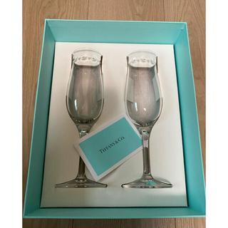 Tiffany & Co. - ティファニー ペアグラス ワイングラス
