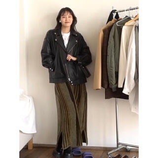 moussy - MATURED 花山瑞貴ちゃん Velour Knit Dress