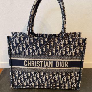 Christian Dior - Christian Dior ブックトート スモール