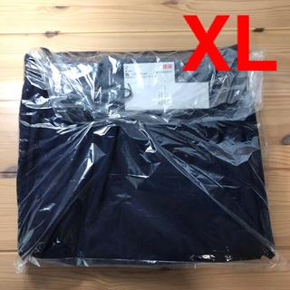 ユニクロ(UNIQLO)の+J ジルサンダー ユニクロ ワイドフィットカーゴハーフパンツ ブルー XL(ショートパンツ)