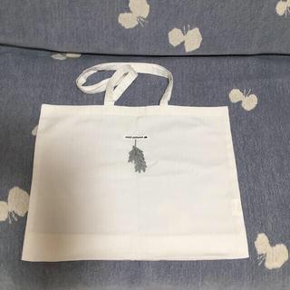 ミナペルホネン(mina perhonen)の【ほぼ未使用】mina perhonen ショップバッグ 非売品 ミナペルホネン(トートバッグ)