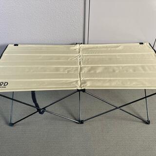 ドッペルギャンガー(DOPPELGANGER)のDoDウルトラライトパーティテーブル。おまけにキッチンテーブル(テーブル/チェア)