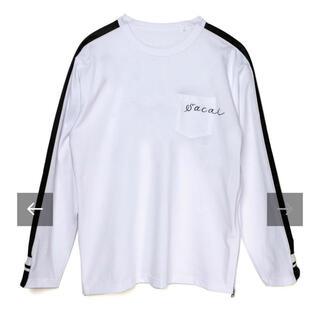 sacai - sacai × Dr. Woo ロングTシャツ