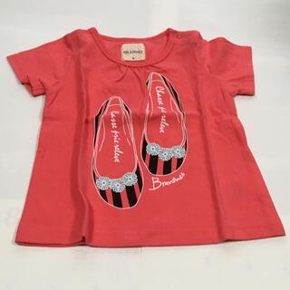 Branshes - ブランシェス Tシャツ(女の子)90サイズ