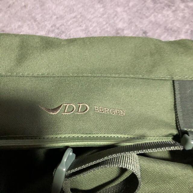 DD ベルゲンリュックサック メンズのバッグ(バッグパック/リュック)の商品写真