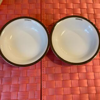 MIKIMOTO - ミキモト ボウル型小皿 2個セット