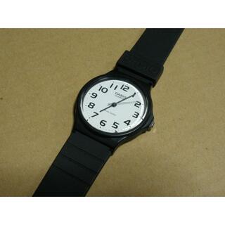 CASIO - CASIO腕時計 MQ-24 電池交換済み チープカシオ 送料込み