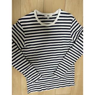 ユニクロ(UNIQLO)のメンズ 長Tシャツ(Tシャツ/カットソー(七分/長袖))