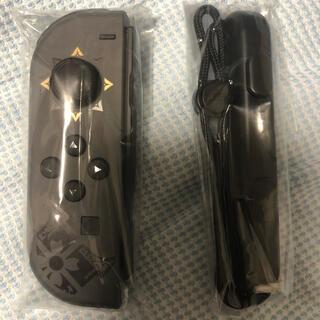Nintendo Switch - Nintendo Switch ジョイコン L モンハン ライズ  限定 任天堂