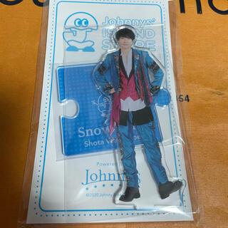 Johnny's - 渡辺翔太 SnowMan アクスタ アクリルスタンド 20年夏