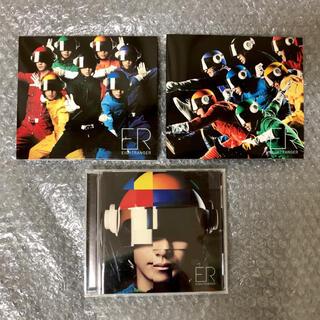カンジャニエイト(関ジャニ∞)の関ジャニ∞「ER」初回限定盤・通常盤 3枚セット(ポップス/ロック(邦楽))