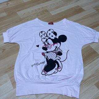 ディズニー(Disney)のディズニーカットソー Tシャツ(Tシャツ(半袖/袖なし))