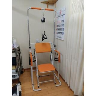 ぶらさがり健康器 滑車訓練器