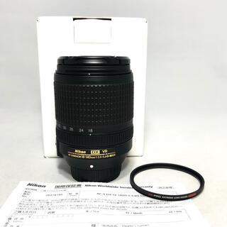 ニコン(Nikon)のNikon AF-S DX18-140mm f/3.5-5.6G ED VR美品(レンズ(ズーム))