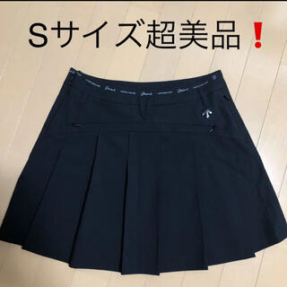 DESCENTE - DESCENTEレディース 韓国スカート  Sサイズ超美品❗️