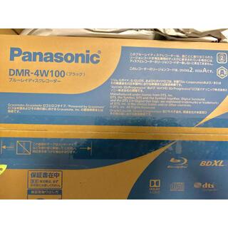 Panasonic - ブルーレイディスクレコーダー 4K DIGA  DMR-4W100