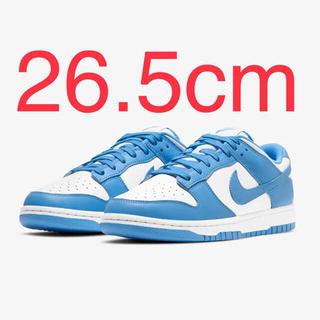 NIKE - NIKE DUNK LOW RETRO VARSITY BLUE 26.5cm