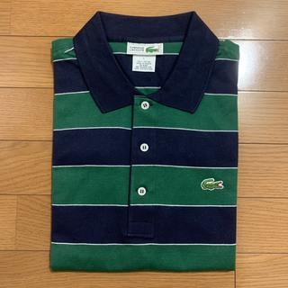 ラコステ(LACOSTE)の【新品】襟付Tシャツ メンズ(Tシャツ/カットソー(半袖/袖なし))