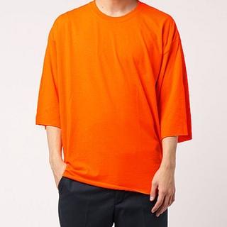 ナノユニバース(nano・universe)の【新品】nano universe×GILDAN ビッグシルエットTシャツ XL(Tシャツ/カットソー(半袖/袖なし))