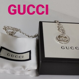 Gucci - GUCCI  定価37,800円 ドットピアGネックレス