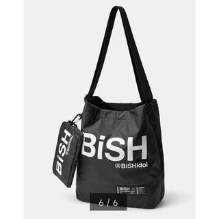 ジーユー(GU)の新品タグ付BISH GU限定コラボ トートバッグポーチ付(トートバッグ)