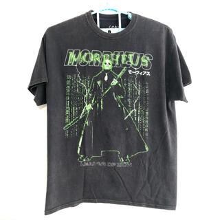 Supreme - matrix マトリックス tシャツ ブラック モーフィアス ビンテージ