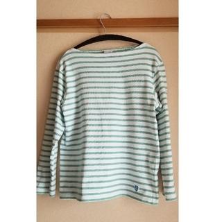 オーシバル(ORCIVAL)のオーシバル ボーダーTシャツ(Tシャツ/カットソー(七分/長袖))
