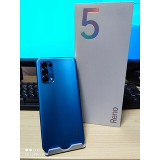 ANDROID - OPPO Reno5 5G 8GB/128GB