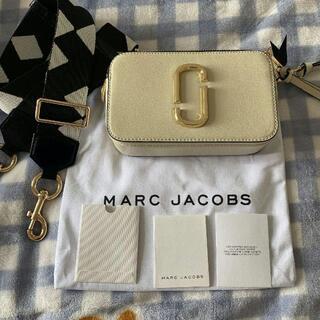 マークジェイコブス(MARC JACOBS)のプレゼントに最適 MARC JACOBS ショルダーバック ホワイトマルチ(トートバッグ)