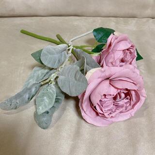 アーティフィシャルフラワー/造花/くすみピンク/ピオニー/芍薬(その他)