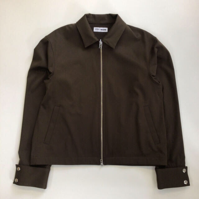 TTT_MSW New standard ジャケット ブラウン メンズのジャケット/アウター(その他)の商品写真