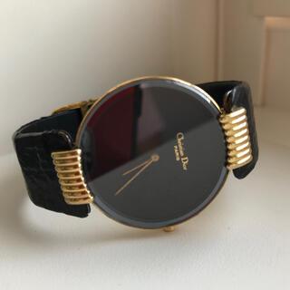 Christian Dior - Christian Dior  バギラ ブラックムーン 腕時計
