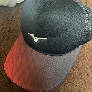 ミズノ(MIZUNO)のミズノ ソフトテニス 帽子(キャップ)
