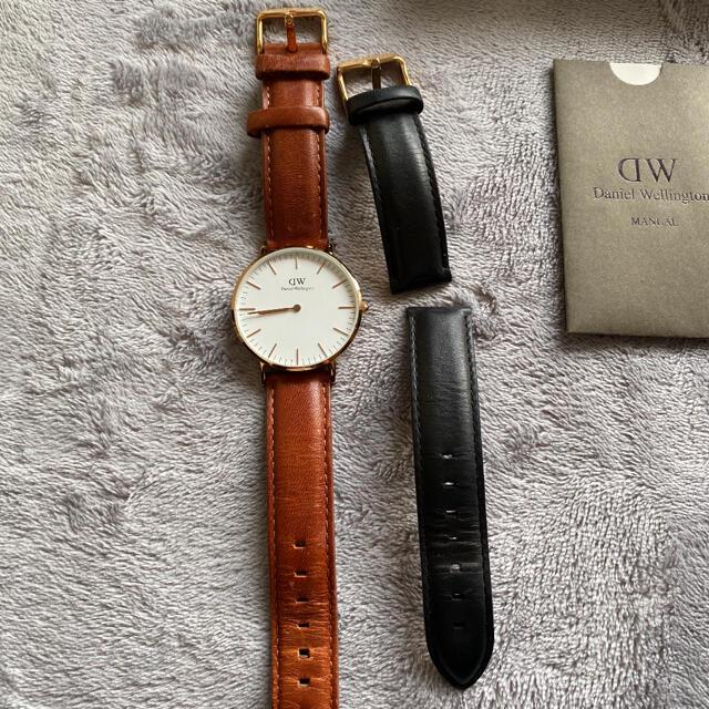 Daniel Wellington(ダニエルウェリントン)のダニエル ウェリントン 腕時計 36mm Daniel Wellington メンズの時計(腕時計(アナログ))の商品写真