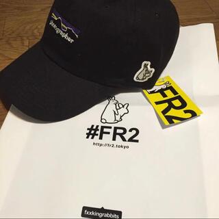 FR2 ファッキングラビッツ キャップ ブラック 黒