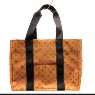 ラシット(Russet)の美品ラシット RUSSET バッグ トート 鞄茶レディース仕事ビジネストラベル(トートバッグ)