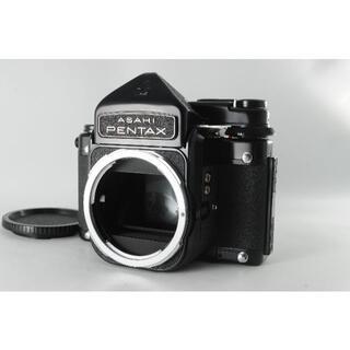 ★美品★ Pentax ペンタックス 6 × 7 67 TTL フィルムカメラ