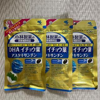 コバヤシセイヤク(小林製薬)の小林製薬 DHA イチョウ葉 アスタキサンチン(その他)