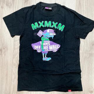 マジカルモッシュミスフィッツ(MAGICAL MOSH MISFITS)の【値下げ】MxMxM マモミ VANS コラボTシャツ(Tシャツ/カットソー(半袖/袖なし))